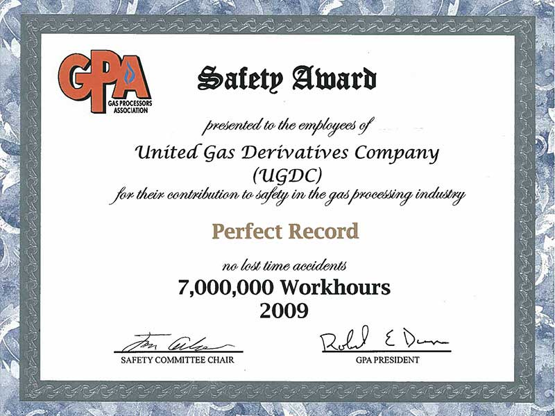 GPA-2009-Perfect-record (Copy)