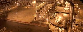 NGL Plant at Port Said
